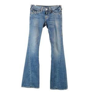 Per Owned Women's True Religion Jeans Size 27 Joey